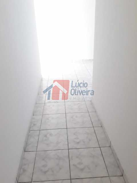 12 - Circulação. - Apartamento À Venda - Vila da Penha - Rio de Janeiro - RJ - VPAP20916 - 13