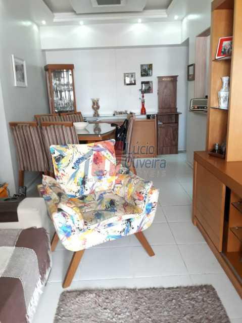 1. sala. - Excelente Apto em Condomínio na Vila da Penha - VPAP30205 - 1