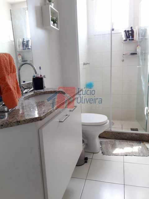 9. banh social. - Excelente Apto em Condomínio na Vila da Penha - VPAP30205 - 9