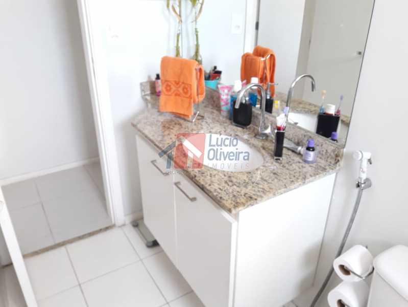 10. banh. ang2. - Excelente Apto em Condomínio na Vila da Penha - VPAP30205 - 10