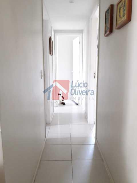 circulação. - Excelente Apto em Condomínio na Vila da Penha - VPAP30205 - 20