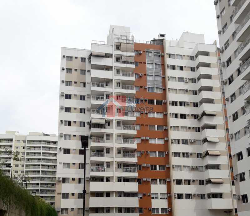 fachada. - Excelente Apto em Condomínio na Vila da Penha - VPAP30205 - 21