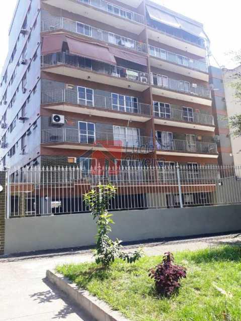 1. fachada. - Belíssimo Apartamento amplo e arejado, 2 Dormitórios. - VPAP30206 - 30