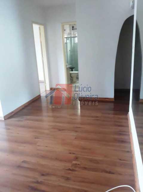 3. sala ang 2. - Belíssimo Apartamento amplo e arejado, 2 Dormitórios. - VPAP30206 - 3