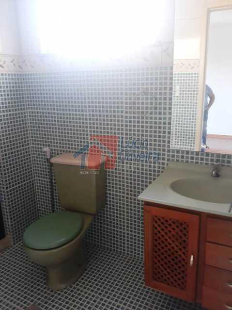 9. banh. suite. quarto 1. - Belíssimo Apartamento amplo e arejado, 2 Dormitórios. - VPAP30206 - 8