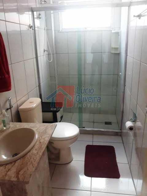 19. banheiro social. - Belíssimo Apartamento amplo e arejado, 2 Dormitórios. - VPAP30206 - 18