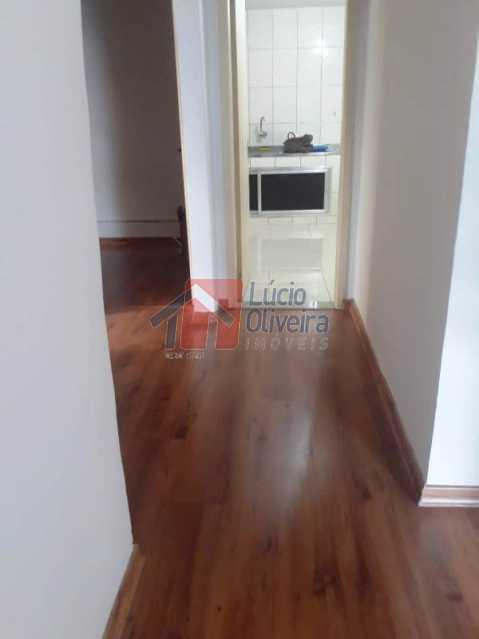 21. circulação. - Belíssimo Apartamento amplo e arejado, 2 Dormitórios. - VPAP30206 - 19