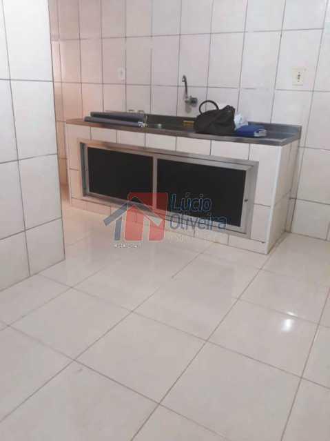 24. Cozinha ang. 2. - Belíssimo Apartamento amplo e arejado, 2 Dormitórios. - VPAP30206 - 21