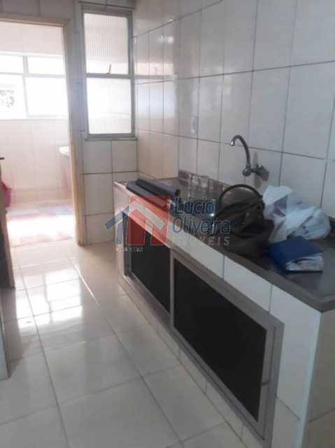25. cozinha ang 3. - Belíssimo Apartamento amplo e arejado, 2 Dormitórios. - VPAP30206 - 22