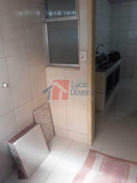 area de serviço ang 2. - Belíssimo Apartamento amplo e arejado, 2 Dormitórios. - VPAP30206 - 28