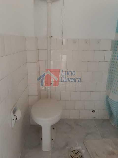22. banheiro. ang. 2. - Apartamento 2 dormitórios, Méier - VPAP20920 - 22