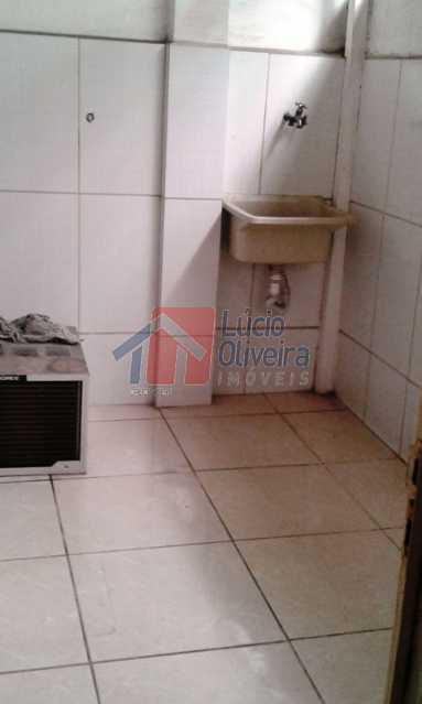 9 Area de Serviço - Apartamento 3 dormitórios, Térreo. Aceita Financiamento. - VPAP30208 - 13