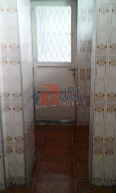 10 Circulaçao para a Area de  - Apartamento 3 dormitórios, Térreo. Aceita Financiamento. - VPAP30208 - 14