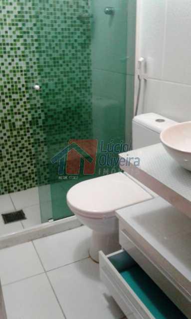 11 Banheiro Social - Apartamento 3 dormitórios, Térreo. Aceita Financiamento. - VPAP30208 - 15