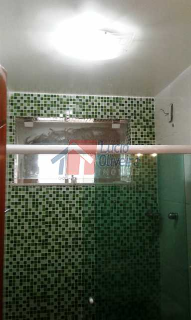 13 Circulaçao de ar do banhei - Apartamento 3 dormitórios, Térreo. Aceita Financiamento. - VPAP30208 - 17