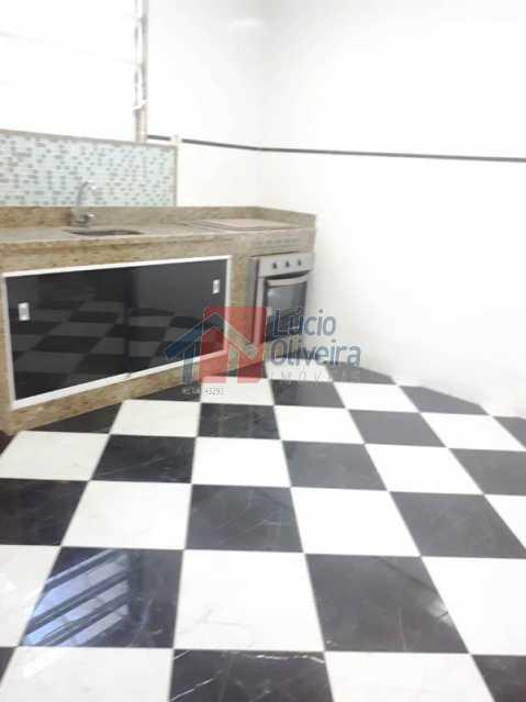 6 cozinha ang 1 - Casa à venda Rua Apeiba,Rocha Miranda, Rio de Janeiro - R$ 310.000 - VPCA20177 - 7