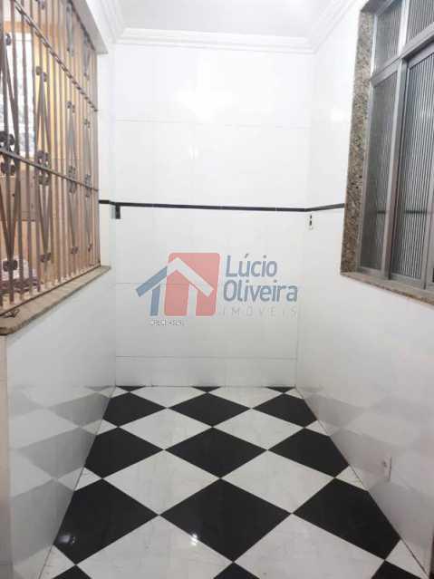 7 área de serviço - Casa à venda Rua Apeiba,Rocha Miranda, Rio de Janeiro - R$ 310.000 - VPCA20177 - 8