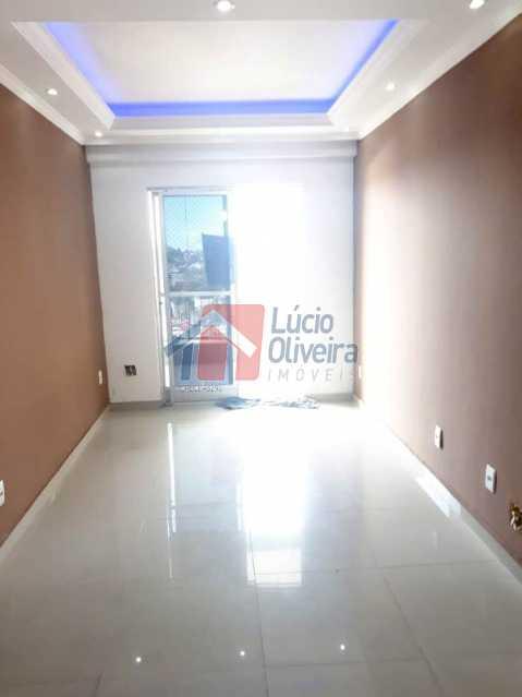 1 Sala - Magnífico Apartamento 2 quartos. Prédio com 2 elevadores. - VPAP20926 - 3