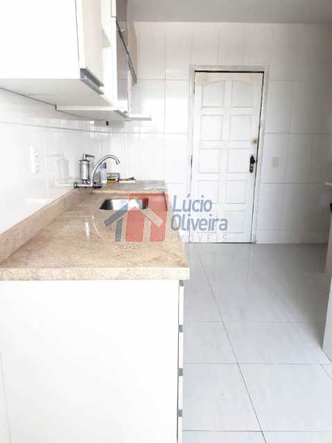 9 cozinha ang 1 - Magnífico Apartamento 2 quartos. Prédio com 2 elevadores. - VPAP20926 - 10