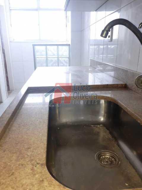 10 cozinha - Magnífico Apartamento 2 quartos. Prédio com 2 elevadores. - VPAP20926 - 11