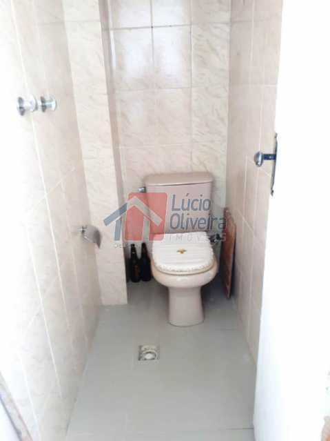 15 banheiro dependencia ang 2 - Magnífico Apartamento 2 quartos. Prédio com 2 elevadores. - VPAP20926 - 16