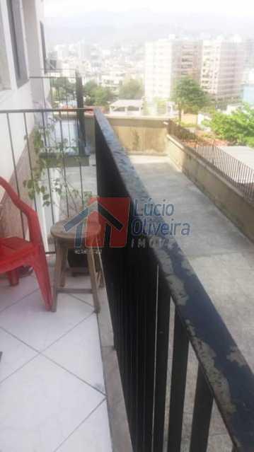 4 VARANDA ANG 1 - Apartamento 2 quartos, Cachambi - VPAP20932 - 5
