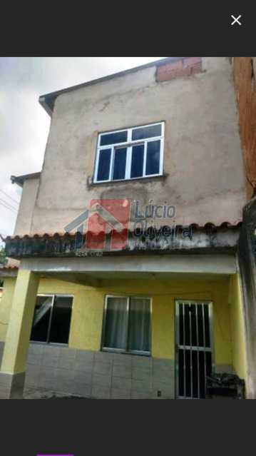 10 fachada - Casa 2 quartos - VPCA20179 - 11