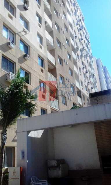 21 FACHADA - Apartamento Padrão 2 quartos. - VPAP20939 - 21