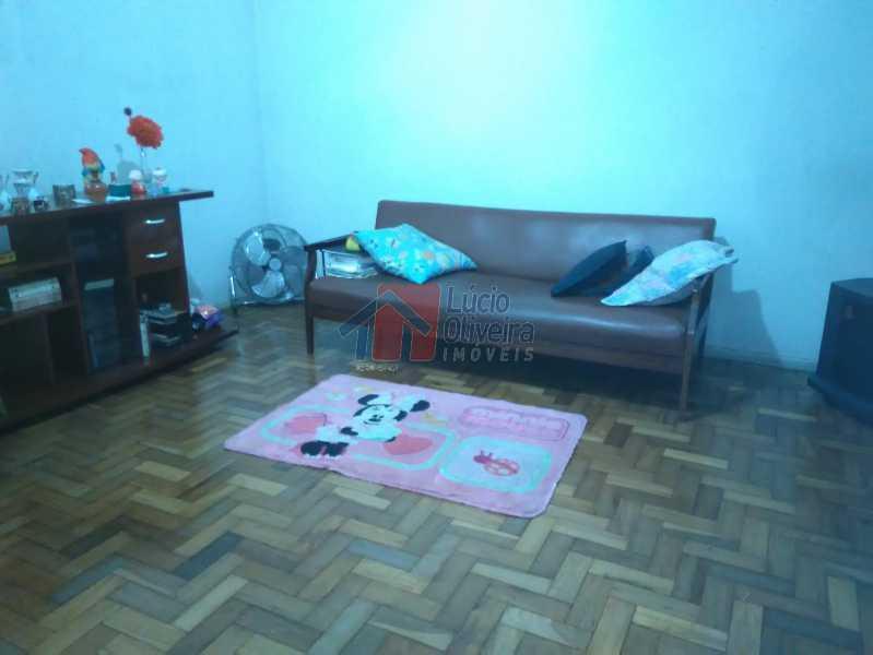2 Sala Ang.2 - Bom Apartamento 1 quarto, térreo. Ac. Financiamento. - VPAP10104 - 3