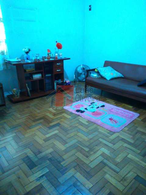 3 Sala Ang.3 - Bom Apartamento 1 quarto, térreo. Ac. Financiamento. - VPAP10104 - 4