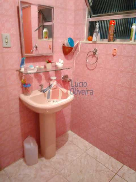 7 Banheiro - Bom Apartamento 1 quarto, térreo. Ac. Financiamento. - VPAP10104 - 8