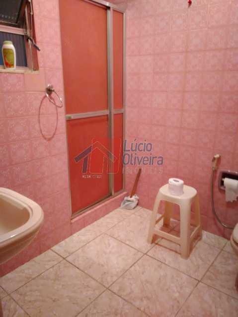 9 Banheiro Ang.3 - Bom Apartamento 1 quarto, térreo. Ac. Financiamento. - VPAP10104 - 10
