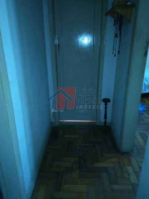 10 Circulação - Bom Apartamento 1 quarto, térreo. Ac. Financiamento. - VPAP10104 - 11