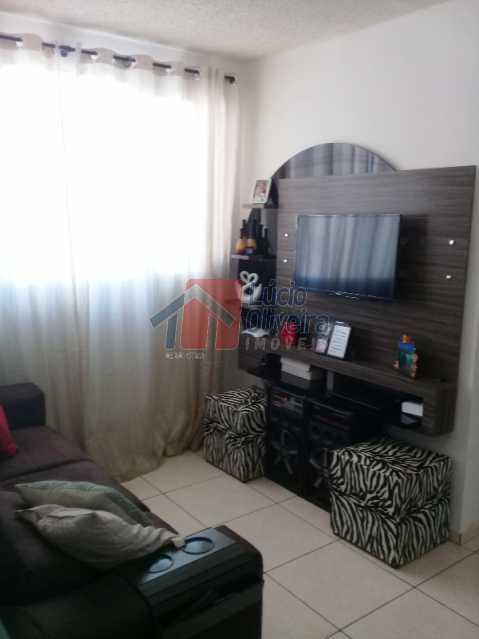 1 Sala 2 - Apartamento 2 quartos. - VPAP20945 - 1