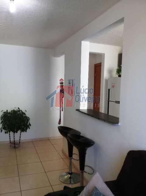 2 Sala1 - Apartamento 2 quartos. - VPAP20945 - 3