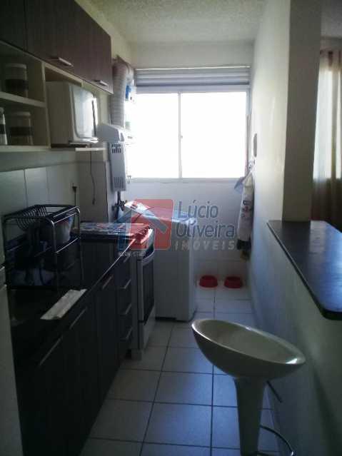 6 cozinha - Apartamento 2 quartos. - VPAP20945 - 8