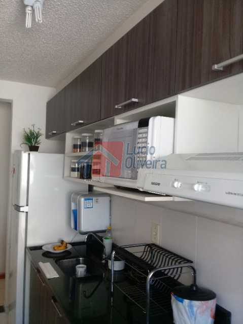 7cozinha 2 - Apartamento 2 quartos. - VPAP20945 - 9