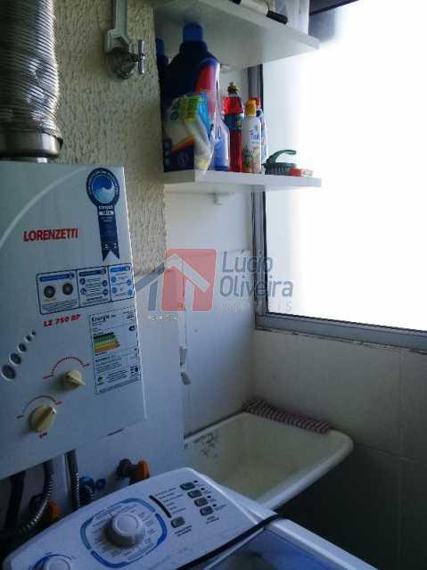 13 área - Apartamento 2 quartos. - VPAP20945 - 15