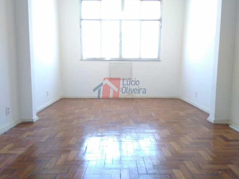 2 Sala Ang.2 - Apartamento À Venda - Vila da Penha - Rio de Janeiro - RJ - VPAP20953 - 3