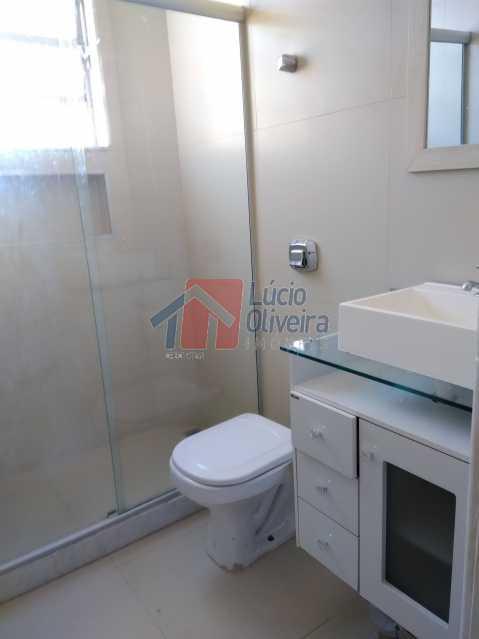 12 Banheiro Social - Apartamento À Venda - Vila da Penha - Rio de Janeiro - RJ - VPAP20953 - 12