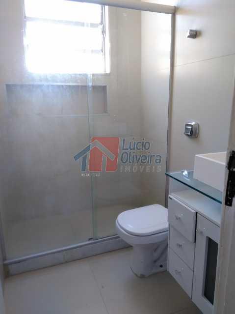 13 Banheiro Social Ang.2 - Apartamento À Venda - Vila da Penha - Rio de Janeiro - RJ - VPAP20953 - 13