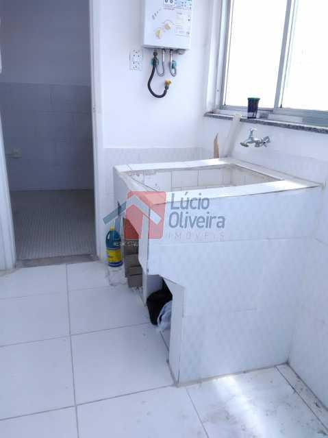 18 Área de Serviço - Apartamento À Venda - Vila da Penha - Rio de Janeiro - RJ - VPAP20953 - 18