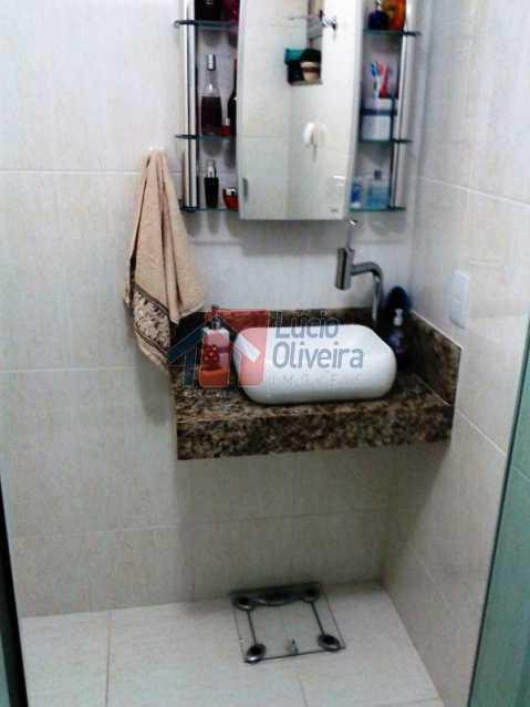 12 banheiro social 2 - Excelente Apartamento 3 quartos. - VPAP30220 - 13