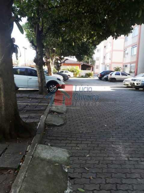 Estacionamento. - Apartamento À Venda - Irajá - Rio de Janeiro - RJ - VPAP10106 - 20