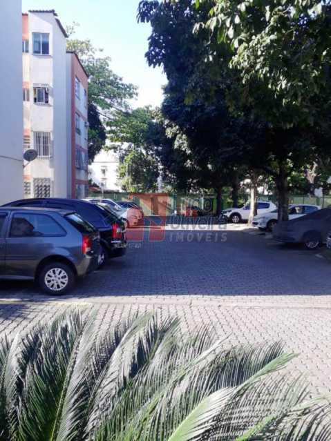 Parqueamento. - Apartamento À Venda - Irajá - Rio de Janeiro - RJ - VPAP10106 - 21
