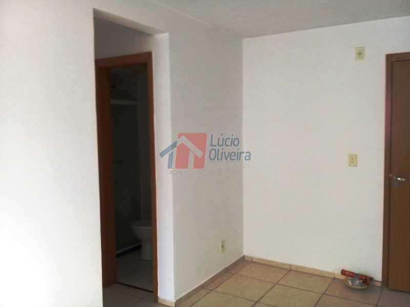 2 Sala 3 - Excelente Apartamento, 1 Locação. 2qtos. - VPAP20958 - 3