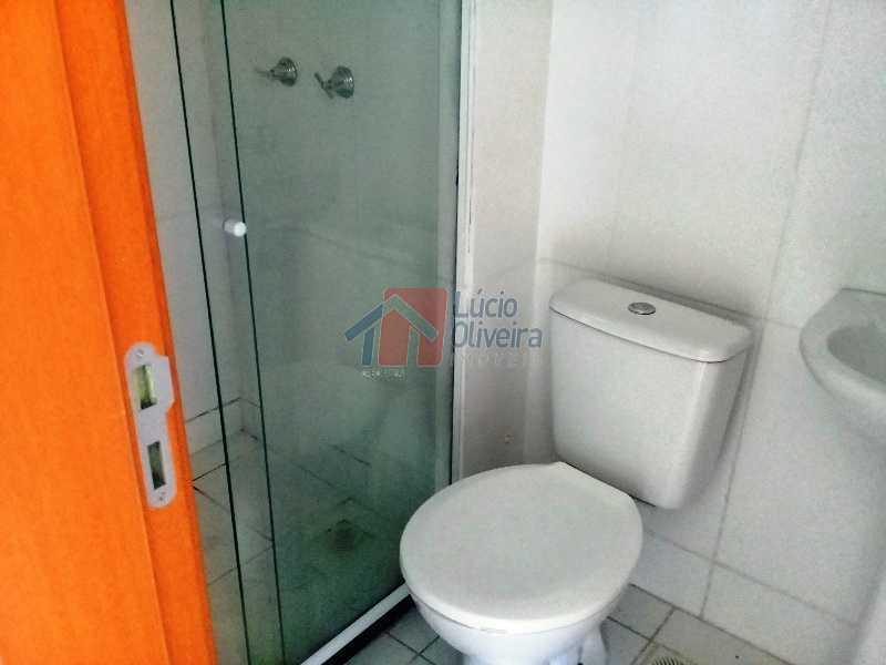 11 Banheiro - Excelente Apartamento, 1 Locação. 2qtos. - VPAP20958 - 12
