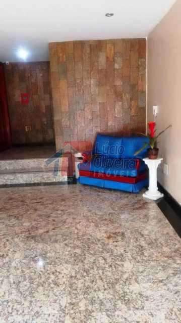 1 Recpção portaria. - Apartamento 2 quartos à venda Vila da Penha, Rio de Janeiro - R$ 420.000 - VPAP20962 - 7