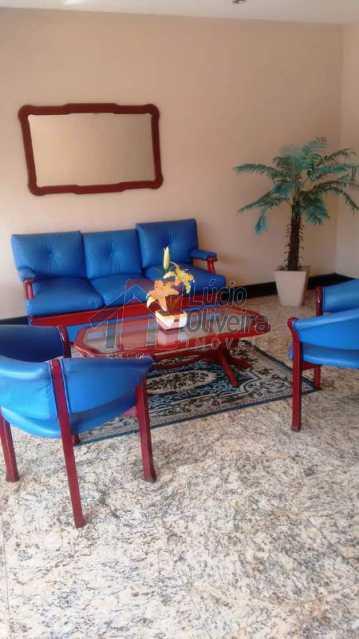 2 Recepçao. - Apartamento 2 quartos à venda Vila da Penha, Rio de Janeiro - R$ 420.000 - VPAP20962 - 4
