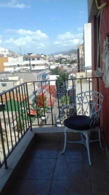 5 varanda. - Apartamento 2 quartos à venda Vila da Penha, Rio de Janeiro - R$ 420.000 - VPAP20962 - 8
